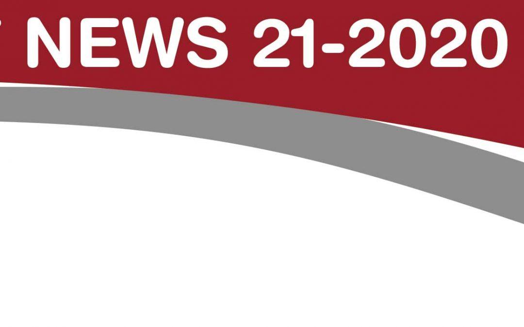 """Last News 21-2020 – Disposiciones para la """"Optimización Digital – SRI"""""""