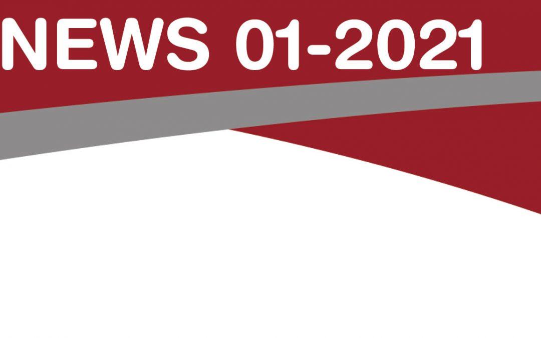 Last News 01-2021 – Tablas para impuesto a la renta – ejercicio fiscal 2021