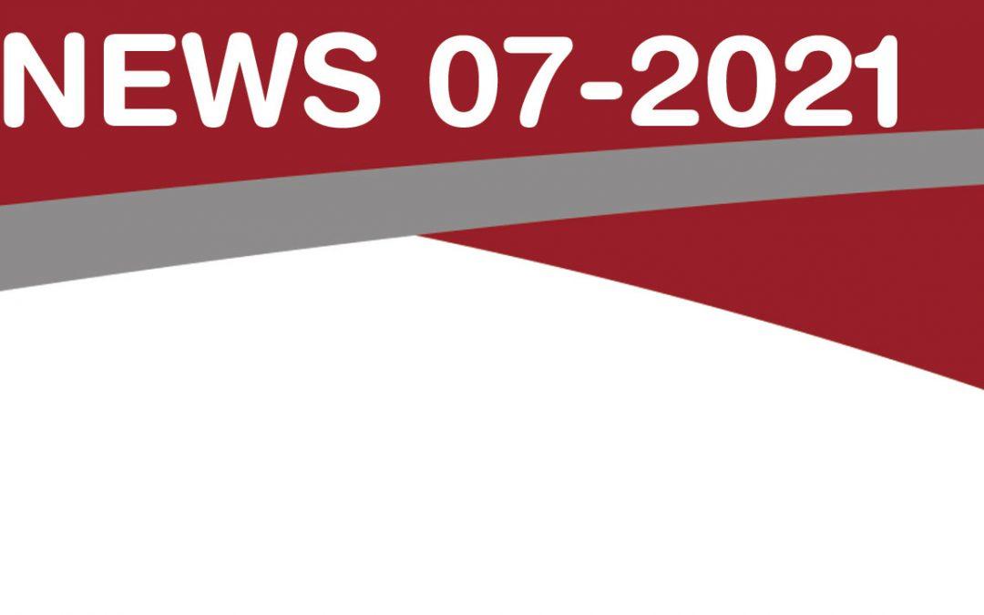 Last News 07- 2021- FECHAS PARA LA DECLARACION DE IMPUESTO  A LA RENTA – EJERCICIO FISCAL 2020